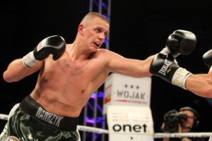 ­Andrzej Wawrzyk Tests Positive for an Anabolic Steroid