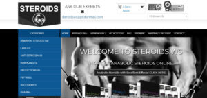 Feedback and proof of purchase in steroids.ws