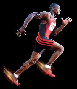 Atleta utilizzando testosterone cipionato