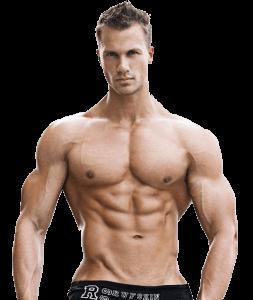 corps athlétique