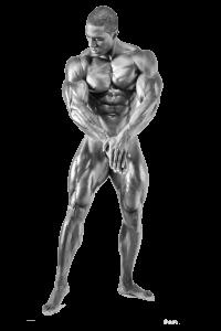 atleta e Testosterone Enantato