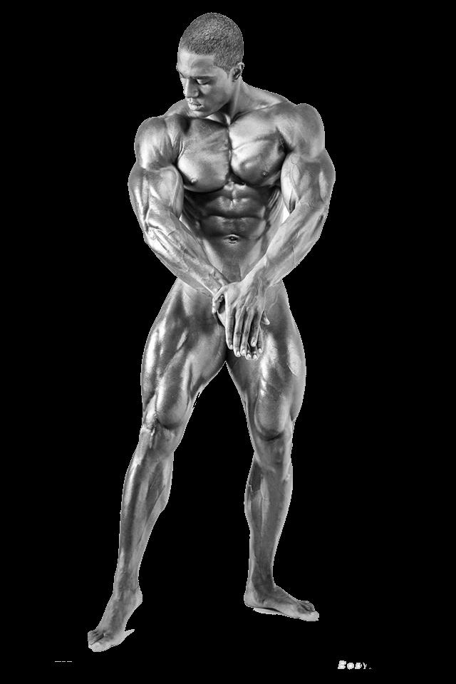 athlète bodybuilder