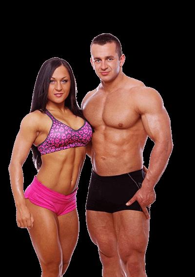 Os esteróides anabolizantes para homens e mulheres