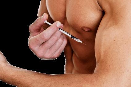 stéroides muscles