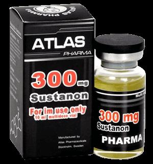 sustanon 300mg atlas pharma