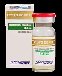 тестостерона энантат депо Testo-250 Meditech