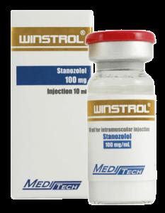 Винстрол (stanazolol) 100mg Meditech