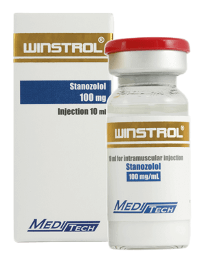 Winstrol (estanazolol) 100mg Meditech