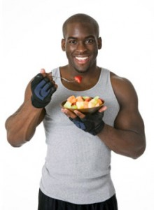 sportif et diététique