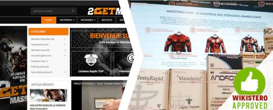 Recenzje i zakupów testowania 2GetMass.com  Steryd miejscu sprzedaży, HGH i Peptydy