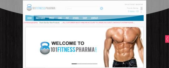 Fitness Pharma 101 Wskazówki