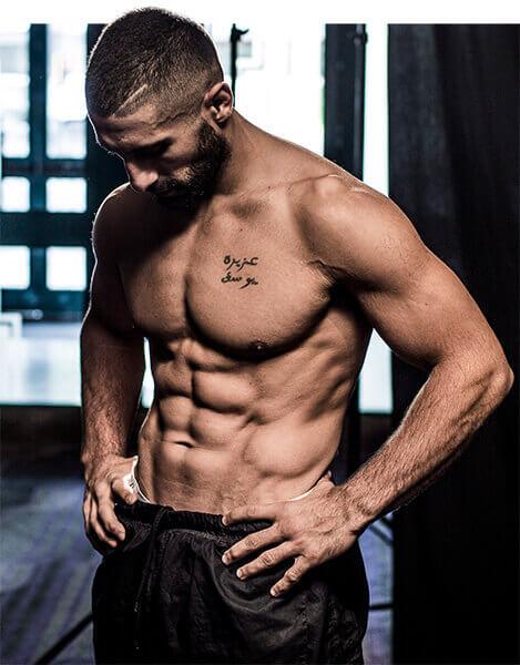 fighter sportowca
