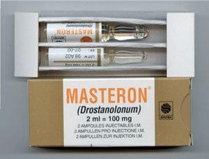 masteron dose efetiva
