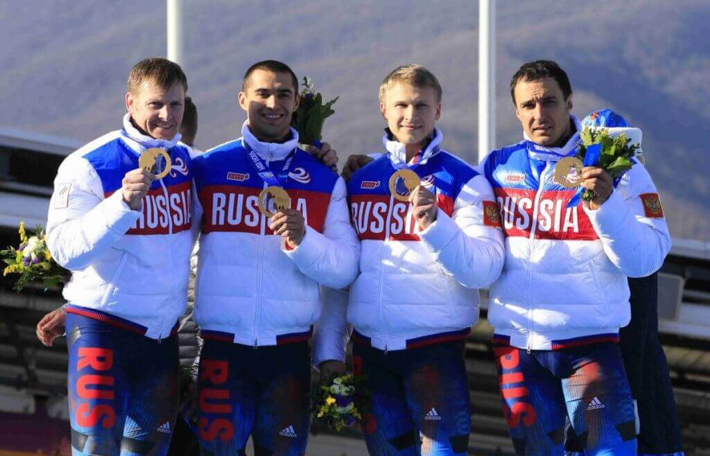 atleta ruso