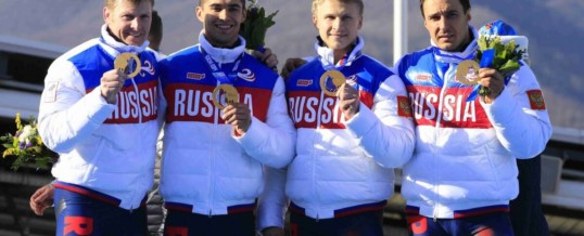 Russian Bobsledder is Suspended for Doping