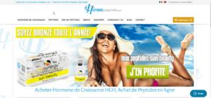 Avis et Test d'achats Hormone-Peptide