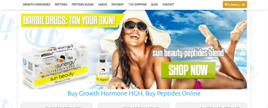 Purchase Review and Test on Hormone-Peptide