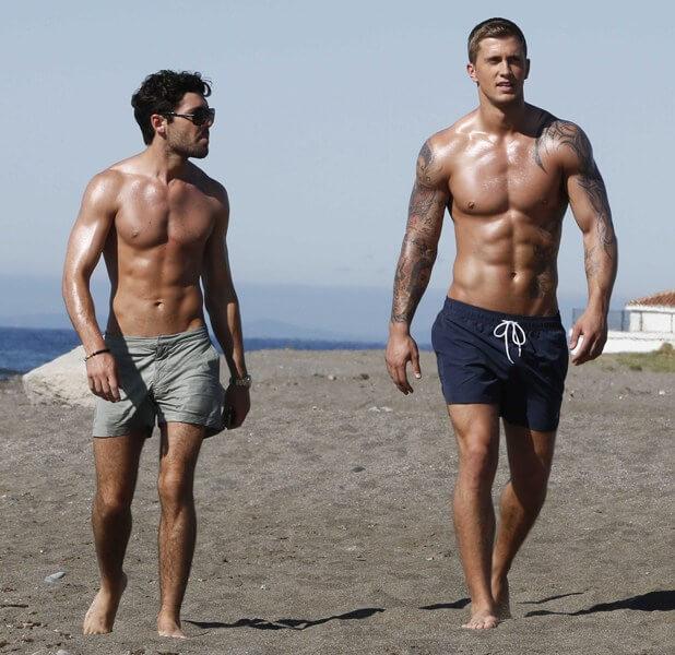 Les spornosexuels: les nouveaux « messieurs muscles »